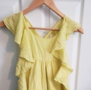 Lot of big girls summer dresses and romper 💛